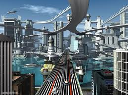 PIC Futuristic City